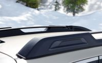 2017 Subaru Outback roof rack