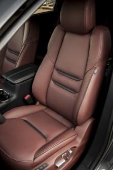 2016 CX-9 seat