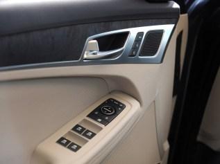 2017 Genesis G80 Overview luxury car door handle