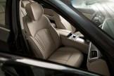 2017 Genesis G80 Overview luxury car open door cabin view