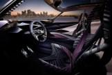 Lexus UX crossover concept 2016 Paris Auto Show interior cabin