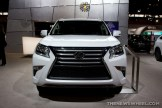 2016 Lexug GX 460 on display at Chicago Auto Show