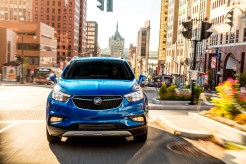 2017 Buick Encore model overview front grille