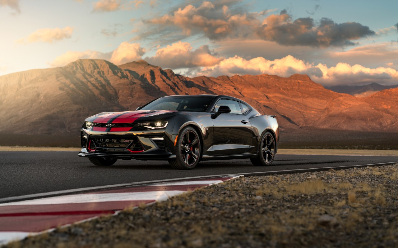 Chevy Performance Parts For 2017 Camaro Cruze Hatch And