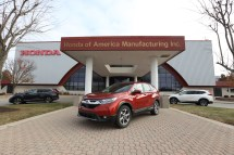 Honda East Liberty Plant Ohio