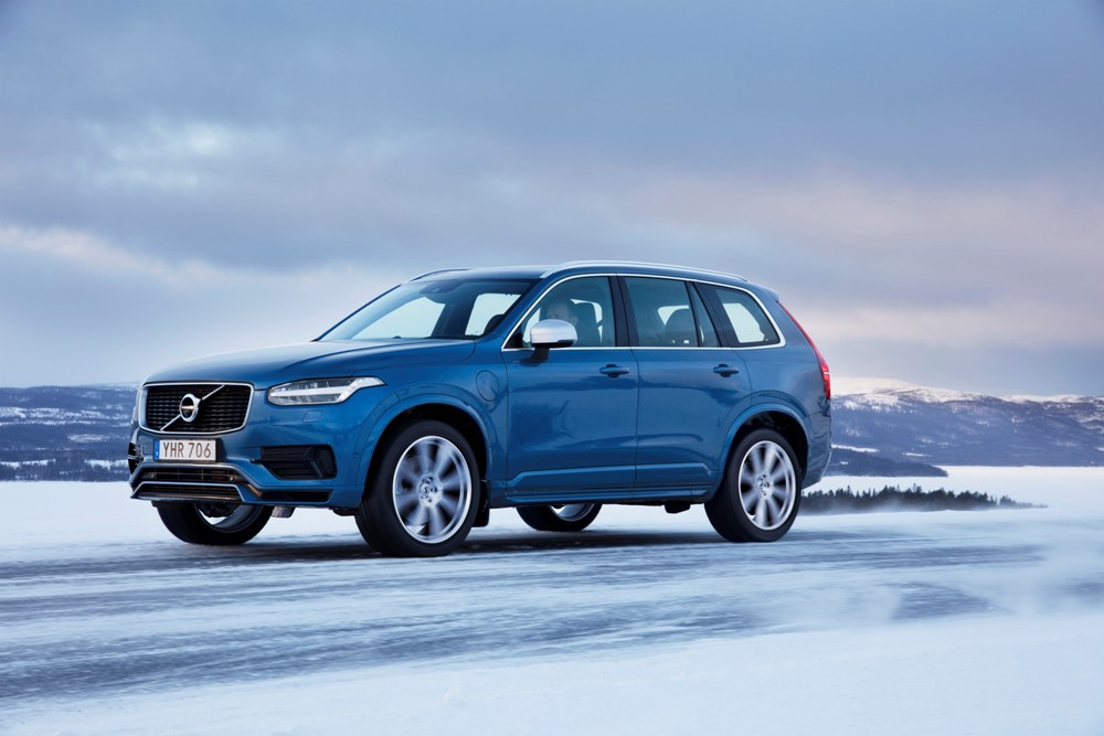 2017 Volvo XC90 T8 Overview The News Wheel