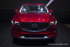 Mazda has announced the redesigned CX-5 crossover will carry a starting MSRP of $24,045 for the 2017 model year