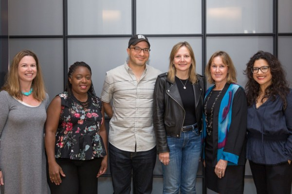 Gm Partners With Four Nonprofits Promote Stem