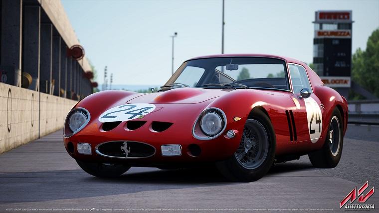 Exotic Car Wallpaper Pack Assetto Corsa Launches Ferrari 70th Anniversary Dlc