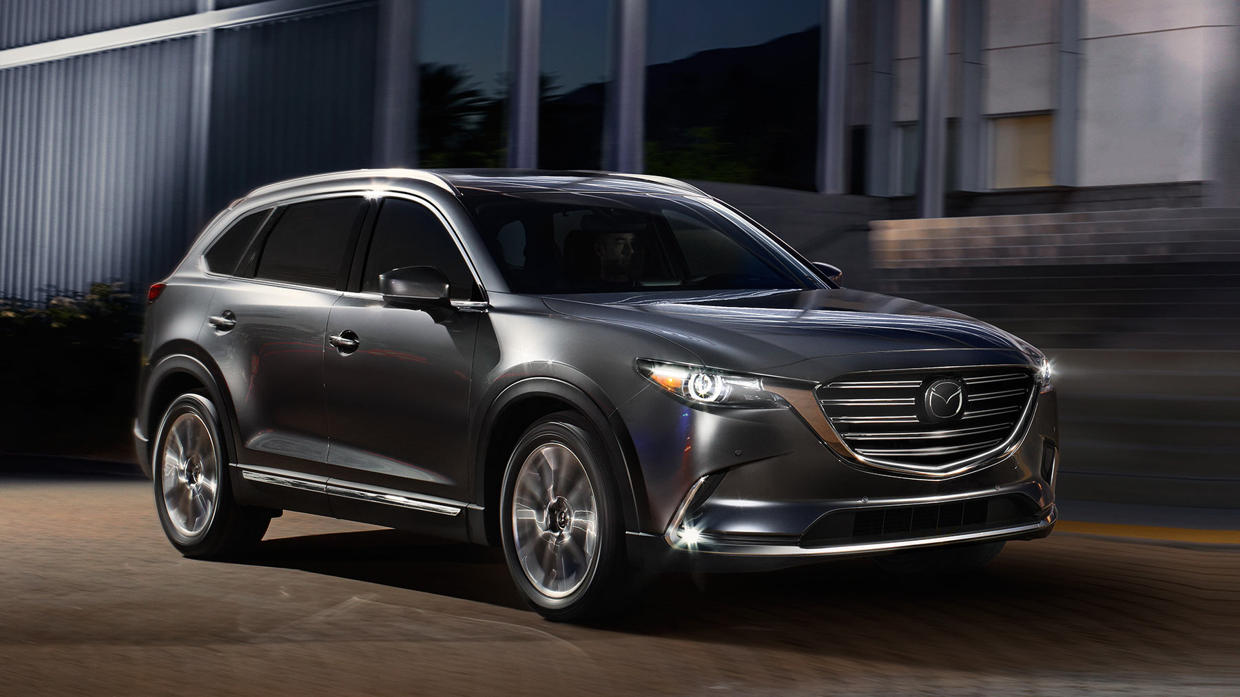 2018 Mazda Cx9 Overview  The News Wheel