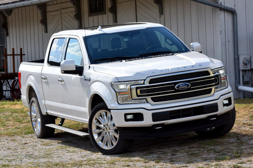 2010 And White Paint Ford Red 150 F
