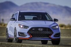 2019 Hyundai Veloster N performance division hatchback specs turbo