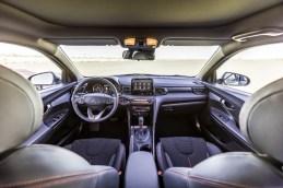 2019 Hyundai Veloster hatchback car redesign generation turbo dashboard