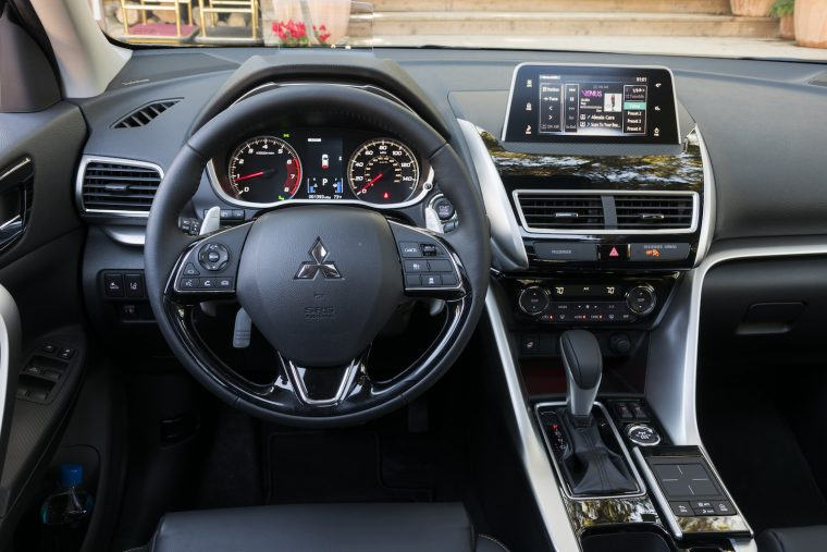 Mitsubishi Eclipse Cross Overview