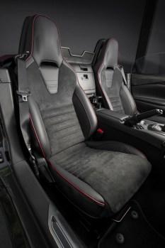 2018 Mazda MX-5 Miata Recaro seats
