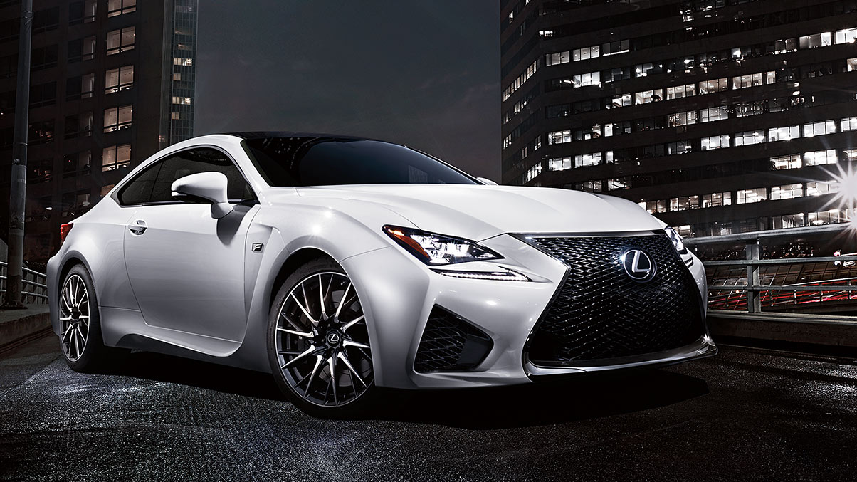 2019 Lexus RC F Overview The News Wheel