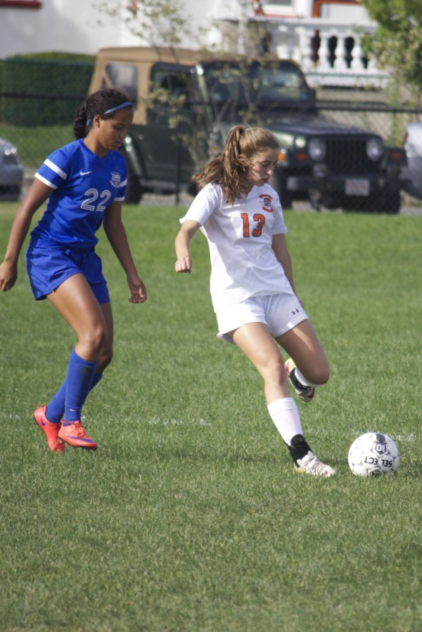 Girls Soccer Misses State Tournament Optimistic Year Newtonite