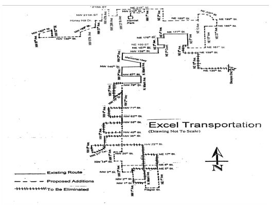 Excel Transportation
