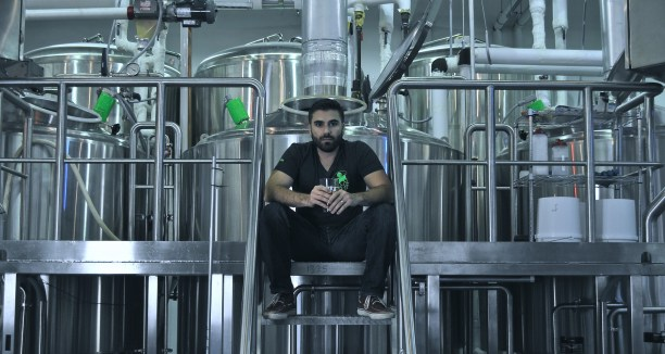 Marco A. Leyte-Vidal, III, is a MIami attorney by day a homebrewer, and the founder of Craft Commander, a site for craft beer enthusiasts. (Courtesy of Marco A. Leyte-Vidal, III)