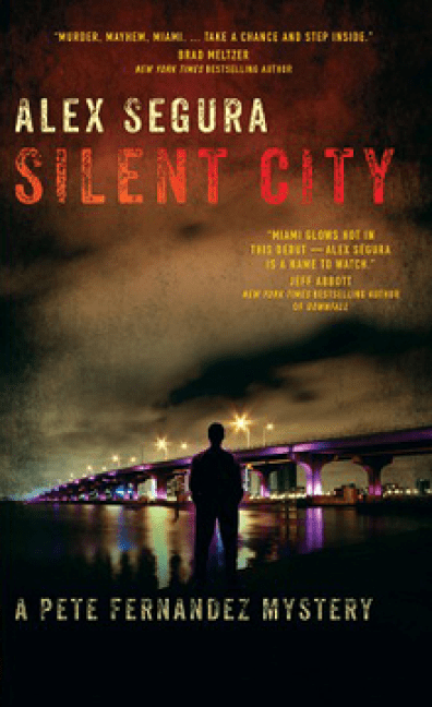 "Alex Segura's ""Silent City"""