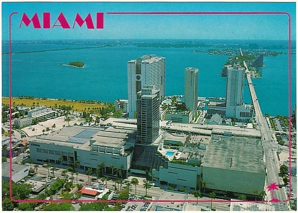 Omni International Mall Postcard (I Grew Up in South Florida in the '60s, '70s and '80s Facebook page)