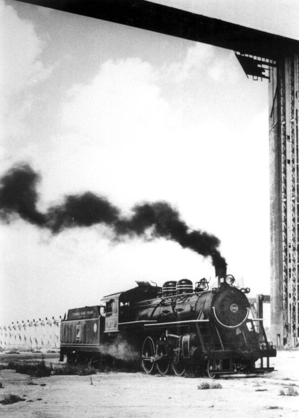 Miami was built on Henry Flagler's railroad, and the city very nearly bore his name. (State Archives of Florida, Florida Memory)
