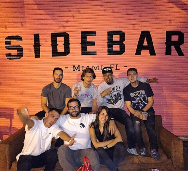 Sidebar's a place for locals