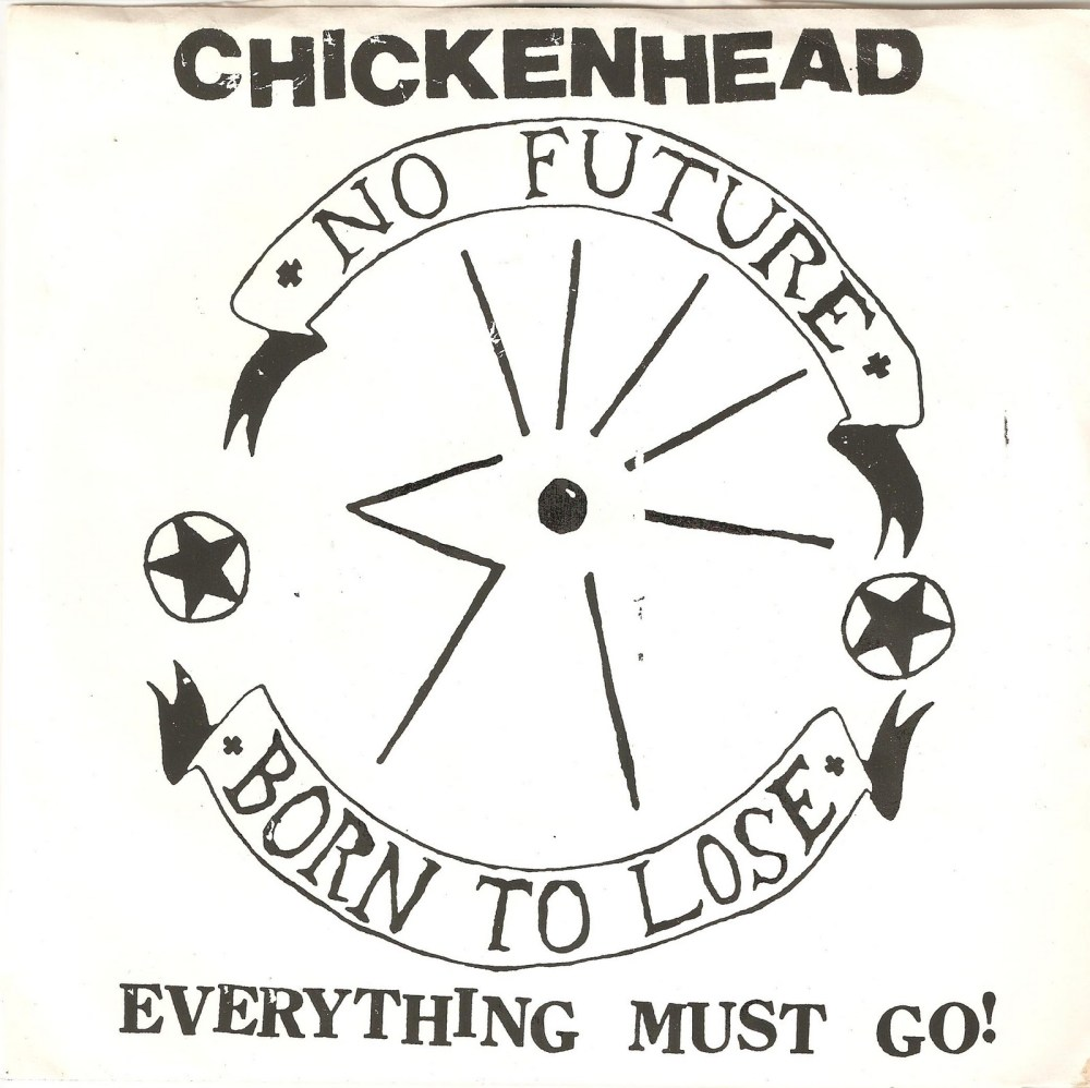 Chickenhead album art. (Courtesy of Josie for Remote Outposts)
