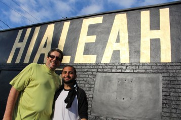 The growing Hialeah Arts Dirstrict.