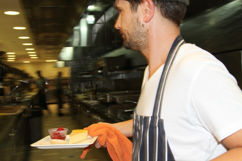 The Avenue's Chef Andy Bates.