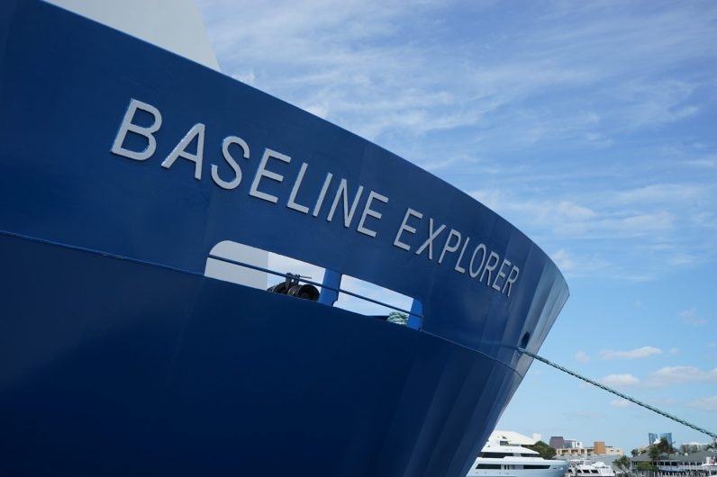 Project Baseline, a local advocacy group does research and documents coral reefs.