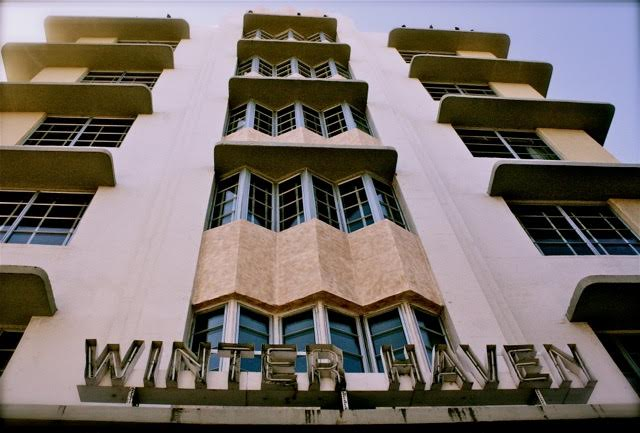 Winter Haven hotel (Courtesy of Miami Design Preservation League)