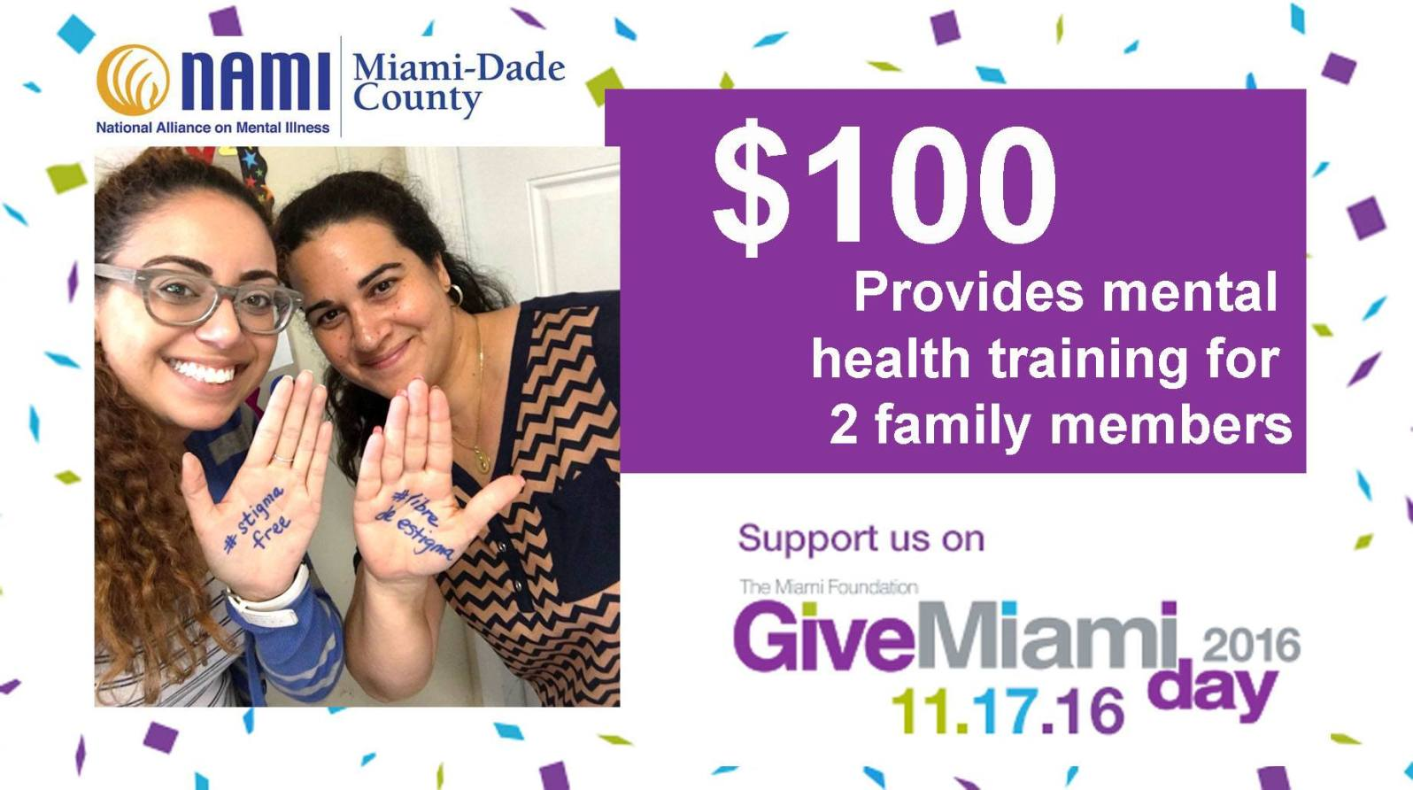Nami is a part of Give Miami Day.