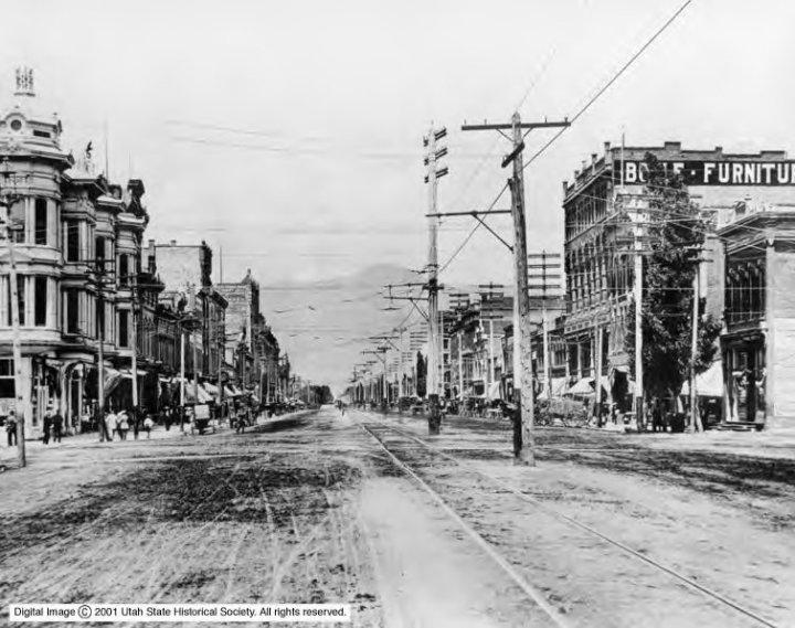 downtown ogden 1900