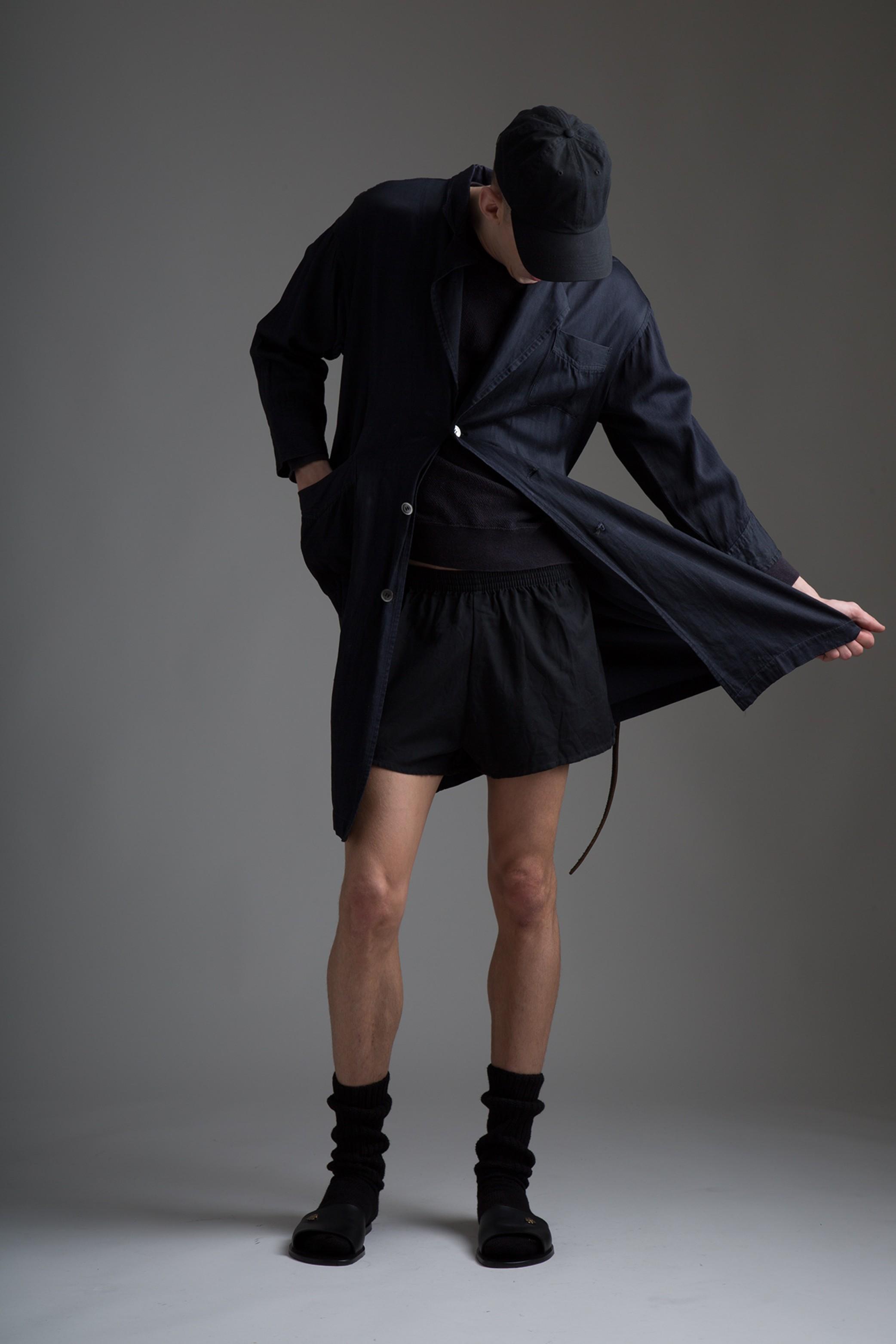 Vintage Comme des Garons Robe de Chambre Coat