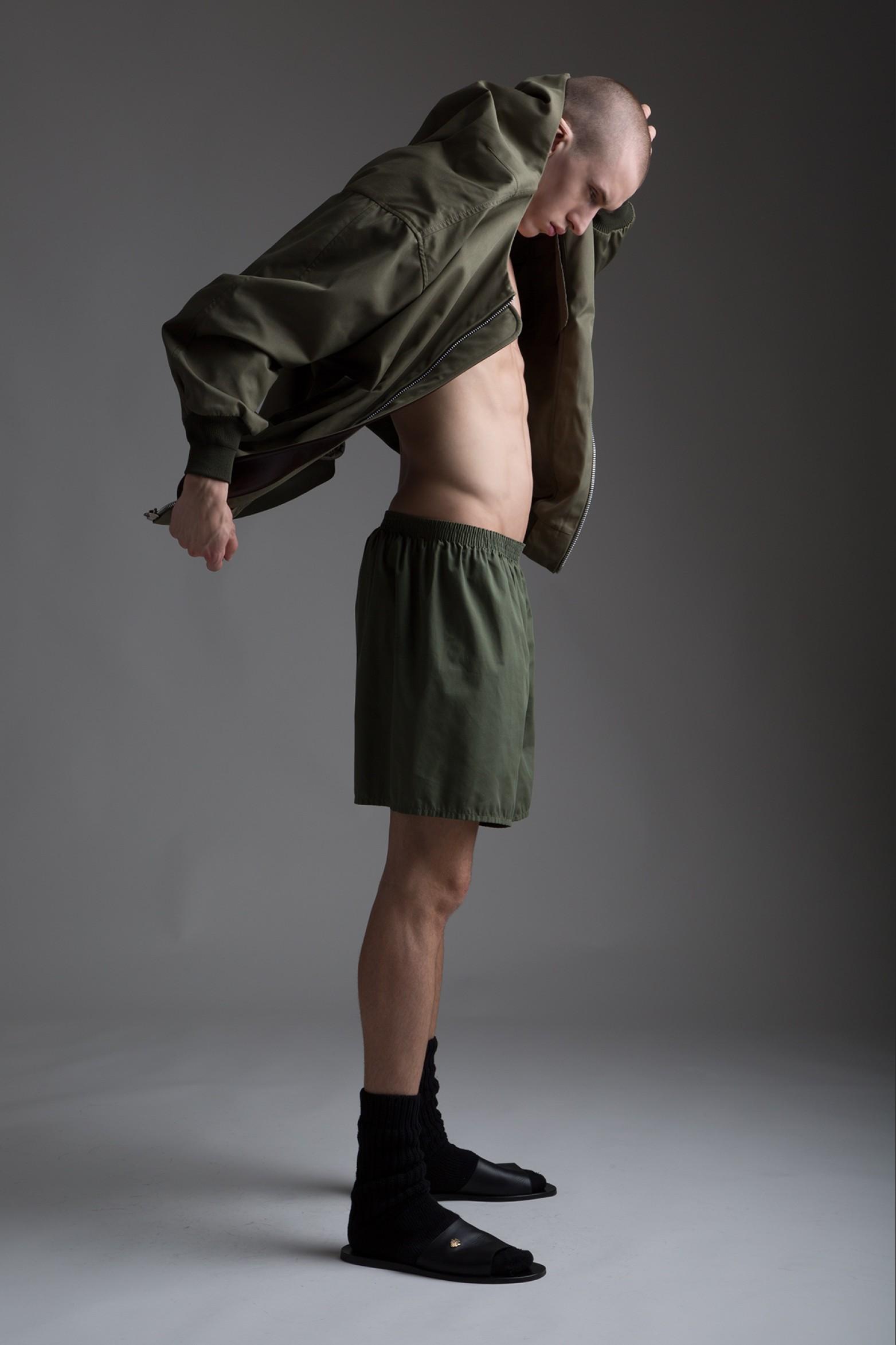 Vintage Military Surplus Boxer Shorts