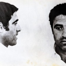 1971 - young mugshot of Joe DiMaulo