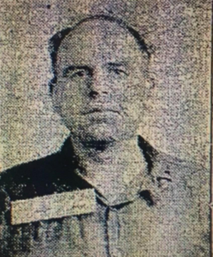 Soldier Paul Scamardo