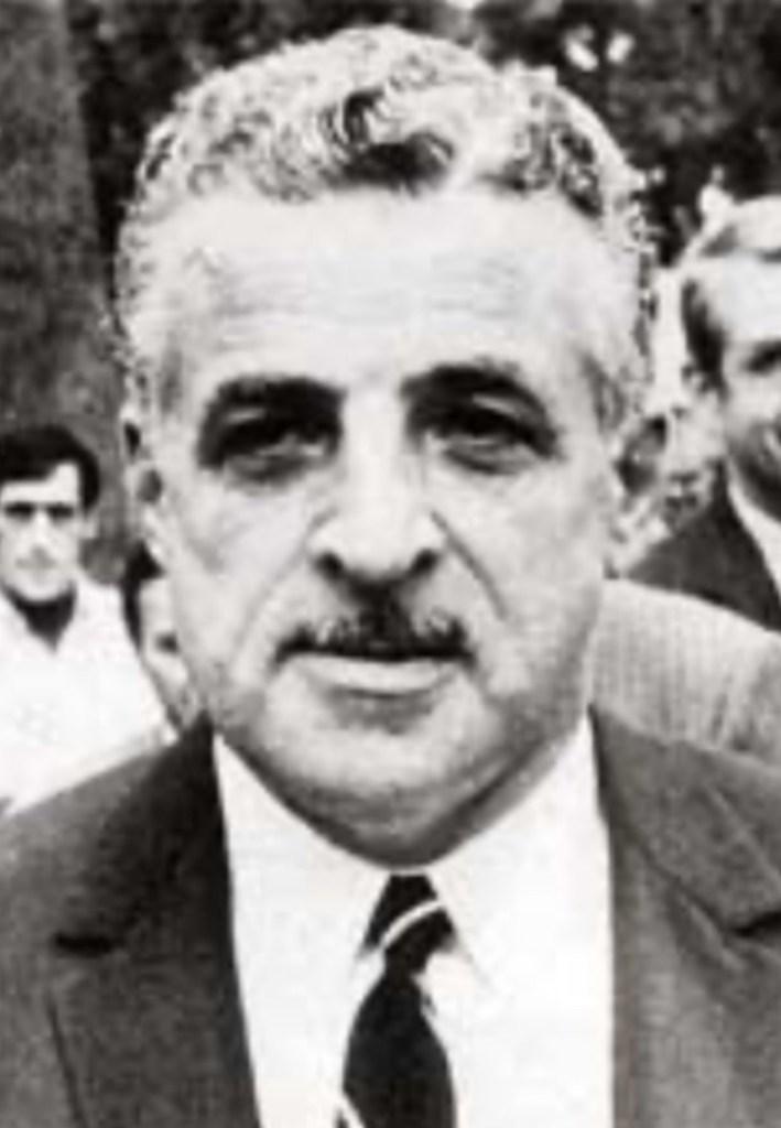NJ Boss - Samuel DeCavalcante