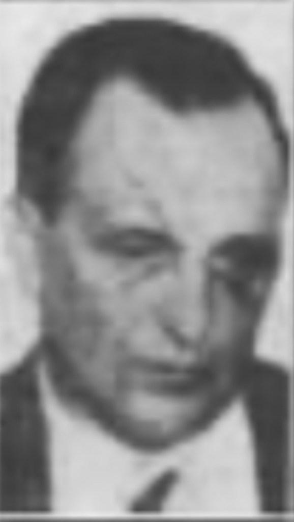 Joseph (George BlueEyes) Martinelli