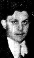 A young Frank (The Spoon) Cucchiara
