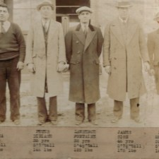 Early mafiosi and Italian hoodlums