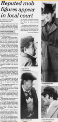 The Boiardo Regime in the news