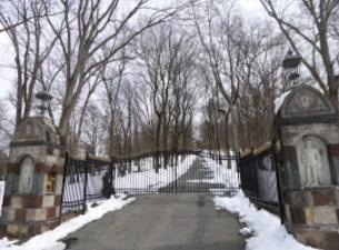 The entrance to the Boiardo estate
