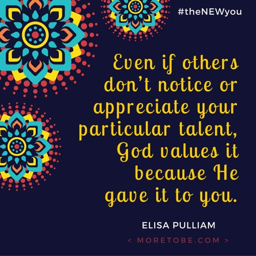 God Values YOU!