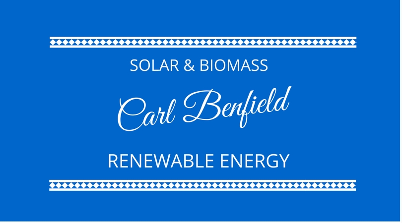 #65 Renewable Energy with Carl Benfield