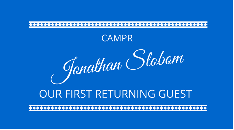 #81 CAMPR With Jonathan Slobom