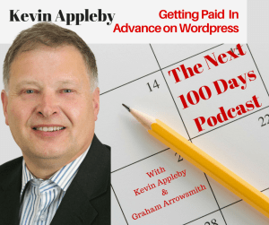Transform your customer billing in the next 100 days - Getting paid in advance using wordpress