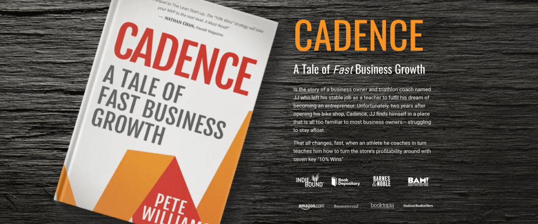 Cadence, The Next 100 Days Podcast, Pete Williams