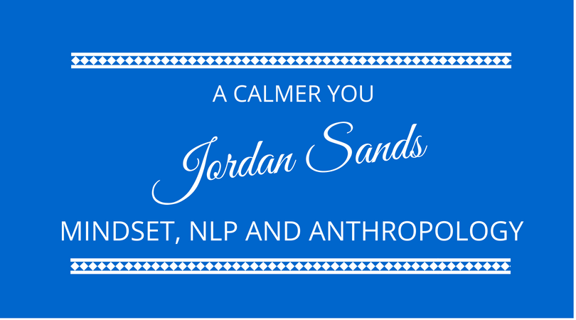 #136 A Calmer You with Jordan Sands